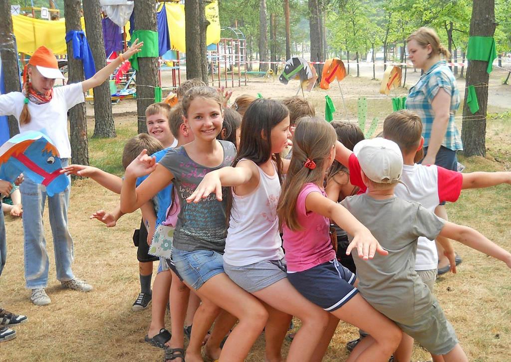 Вопросы для конкурса в детском лагере