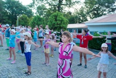 Экскурсии в детском лагере Дон