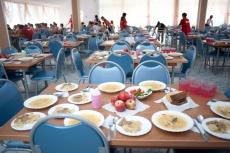 Питание в детском лагере Дон