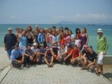 Программа в детском лагере Жемчужина моря