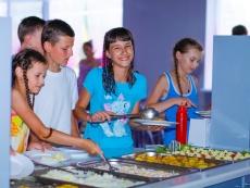 Программа в детском лагере I&Camp