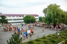 Инфраструктура в детском лагере Морская звезда