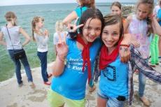 Программа в детском лагере Морские Дюны