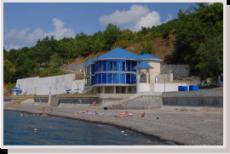 Инфраструктура в детском лагере Морское братство