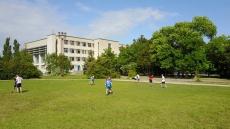 Инфраструктура в детском лагере Прометей