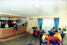 Питание в детском лагере Старт