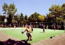 Инфраструктура в детском лагере Старт