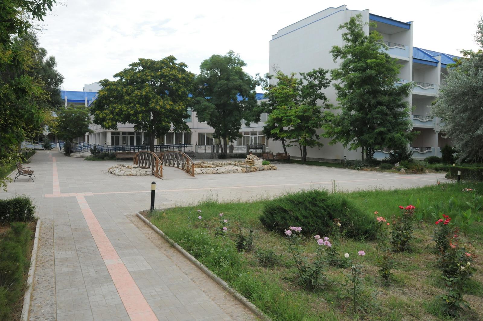 паралимпийский центр в евпатории фото