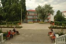 Инфраструктура в санатории Вита