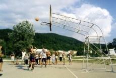 Инфраструктура в детском лагере Золотой колос