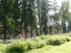 Инфраструктура в детском лагере Адмиралтеец