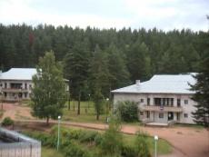 Размещение в детском лагере Голубое озеро
