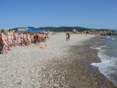 Программа в детском лагере Морская волна
