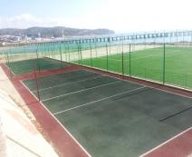 Инфраструктура в детском лагере Морская волна